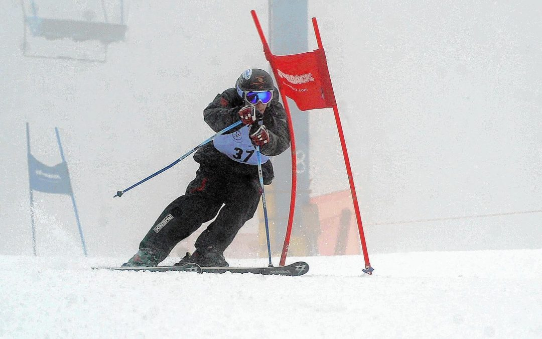 Paralympic Skier Tyler Carter