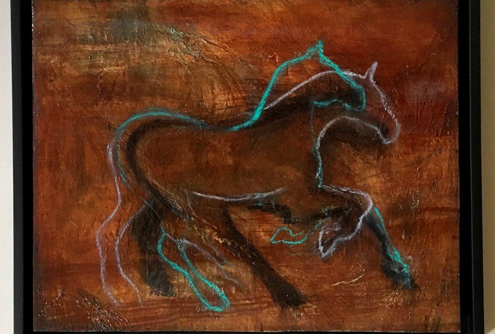 Dorset Equine Rescue Benefit Art Exhibit
