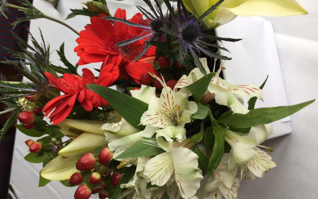 Ikebana Inspired Floral Class