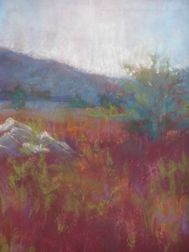 Lisa May Painting