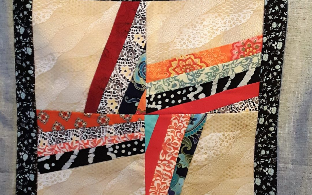 Quilts By Maud – Exhibit Open, Opening Reception CANCELED