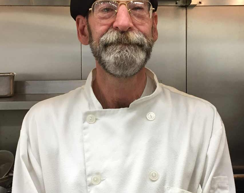 Ian Logan – Executive Chef